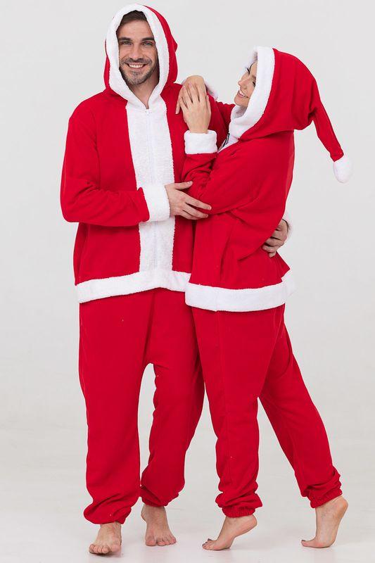 Пижама-кигуруми Санта 9d63de4fc5e1d