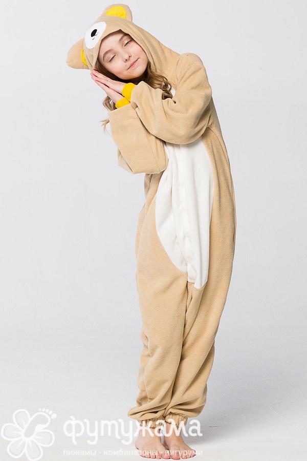 Пижама-кигуруми детская Покемон Пикачу-PODAROQ.RU - Интернет-магазин ... 6d41692f3066d